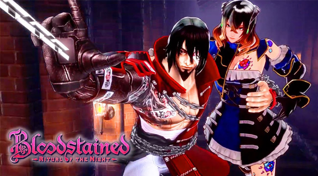 Bloodstained: Ritual of the Night cập nhật miễn phí Zangetsu