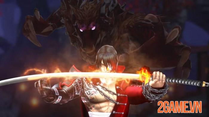 Bloodstained: Ritual of the Night cập nhật miễn phí Zangetsu 2