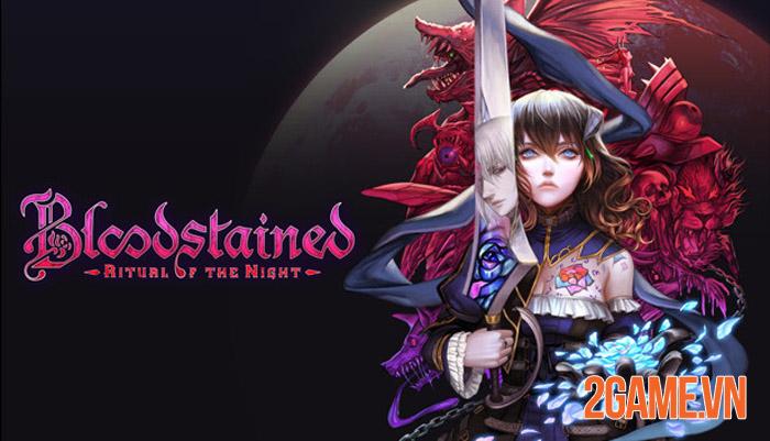 Bloodstained: Ritual of the Night cập nhật miễn phí Zangetsu 0