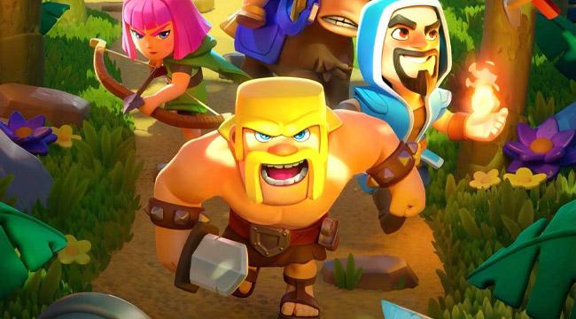 Clash Quest – Game phiêu lưu giải đố mới của dòng game Clash
