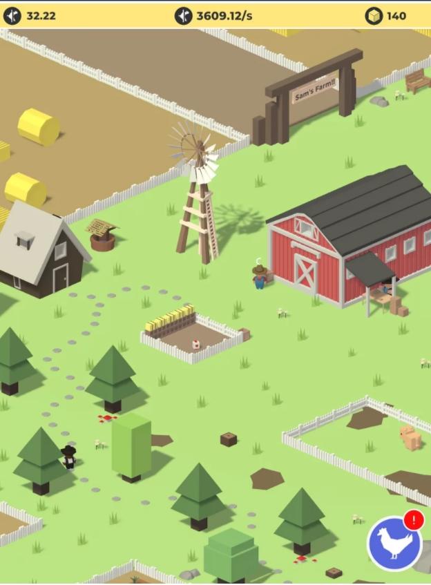 Idle Farmyard - Game quản lý và điều hành nông trại trị giá hàng triệu USD 1