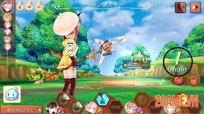 Atelier Online: Alchemist of Bressisle chính thức closed beta trong tháng 4 2