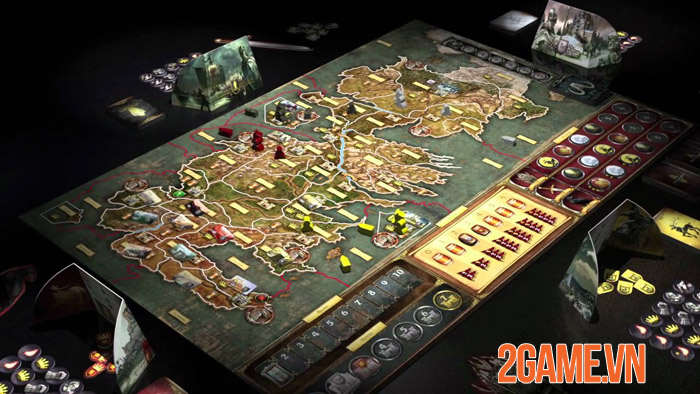 Game of Thrones: The Board Game - Khi lịch sử gói gọn trong board game 0