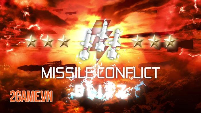 Mission Conflict Blitz - Game hành động phóng tên lửa cổ điển 0