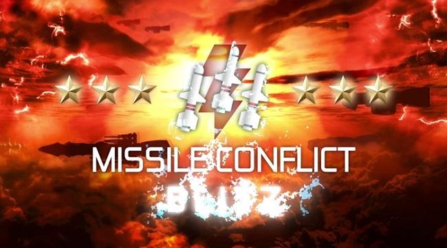 Mission Conflict Blitz – Game hành động phóng tên lửa cổ điển