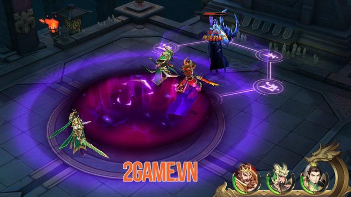 Chơi thử Tân OMG3Q bản Đài Loan: Game 2,5D với tạo hình tướng 3D siêu ấn tượng 2
