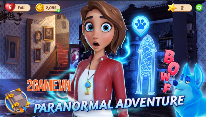 Supernatural City - Game match-3 cùng nhà phát triển với Angry Birds 1