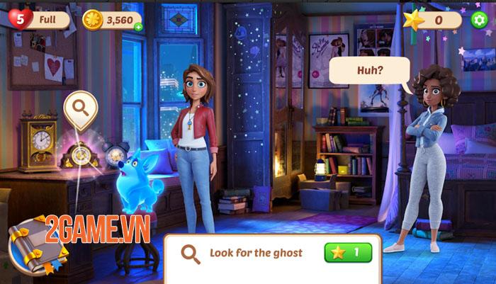 Supernatural City - Game match-3 cùng nhà phát triển với Angry Birds 2