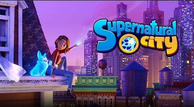 Supernatural City – Game match-3 cùng nhà phát triển với Angry Birds
