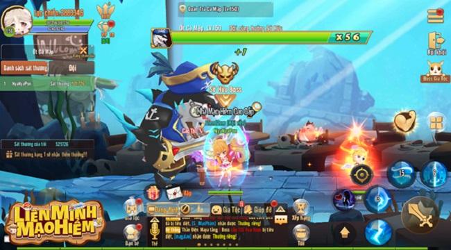 Liên Minh Mạo Hiểm và các tình huống tranh Boss khiến game thủ dở khóc dở cười