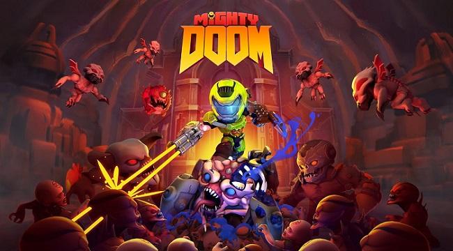 Mighty Doom – Game hành động mới nhất từ nhà phát triển nổi tiếng Bethesda