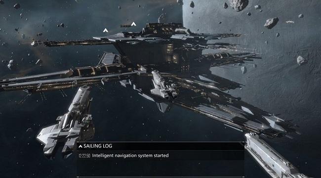 Infinite Lagrange – Game chiến thuật mô phỏng vũ trụ hoành tráng của NetEase
