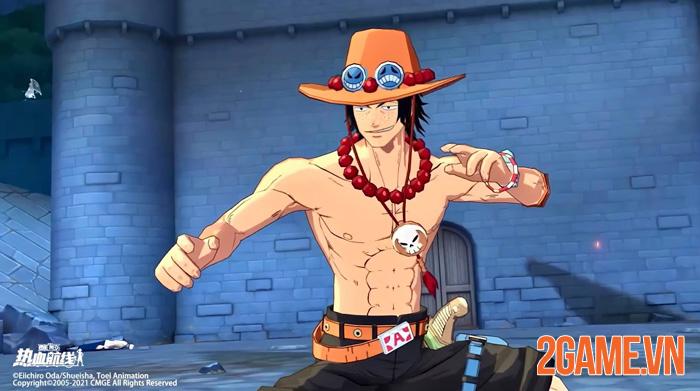 One Piece Fighting Path - Bom tấn mobile chính thức ra mắt trong tháng 4 2