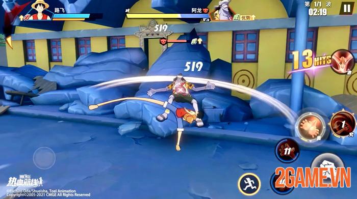 One Piece Fighting Path - Bom tấn mobile chính thức ra mắt trong tháng 4 0