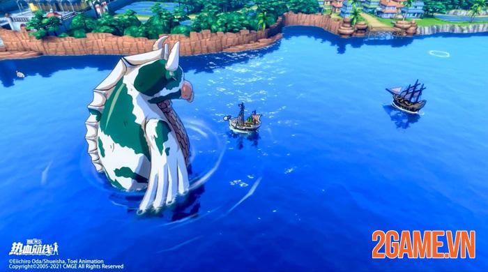 One Piece Fighting Path - Bom tấn mobile chính thức ra mắt trong tháng 4 4
