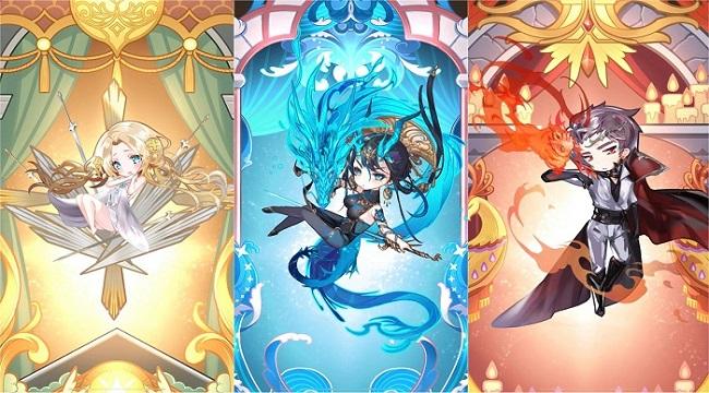 Luna Storia: RE – Game nhập vai chiến thuật theo lượt với kiểu tấn công độc đáo