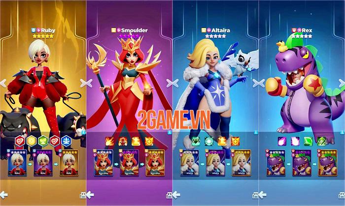 Ready Heroes - Game Idle RPG có hệ thống thu thập anh hùng hấp dẫn 1