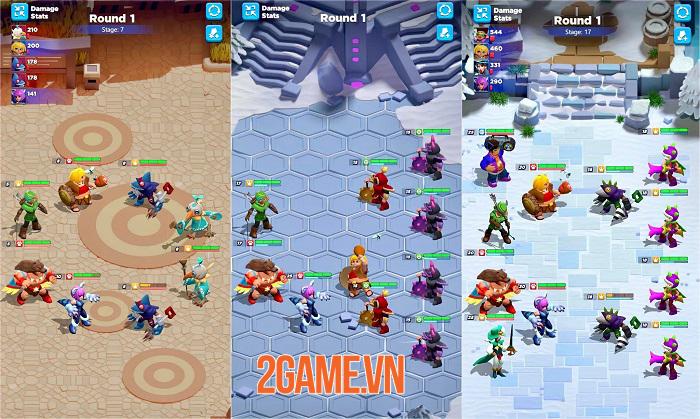 Ready Heroes - Game Idle RPG có hệ thống thu thập anh hùng hấp dẫn 3