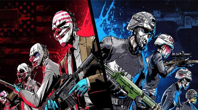 Payday: Crime War – Game mobile FPS đỉnh cao sẽ trở lại vào năm 2022
