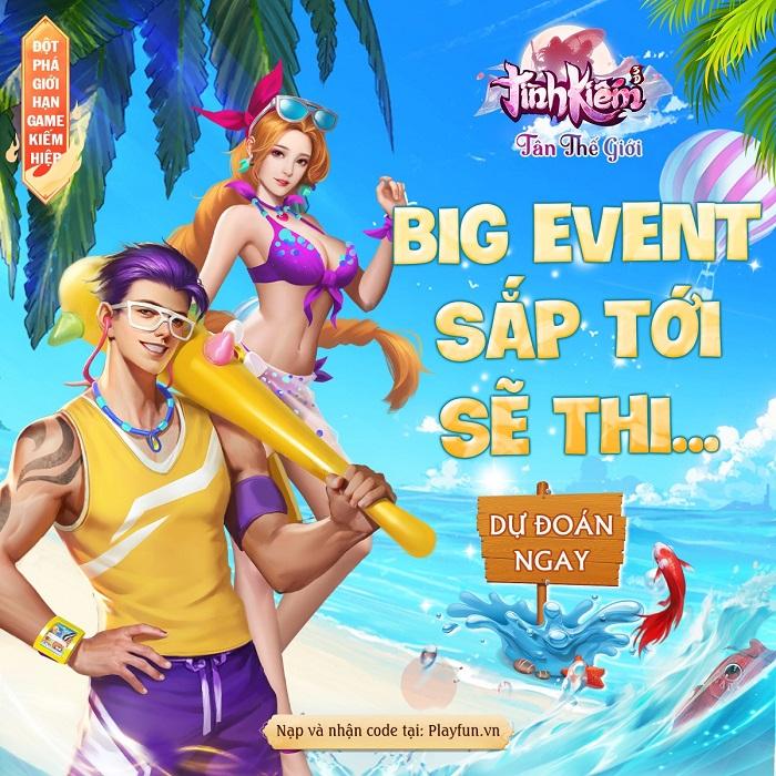 Cuộc thi bikini nóng bỏng mắt của Tình Kiếm 3D sẽ sớm khai mạc trong tháng 4 0