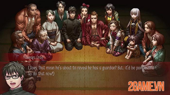 Raging Loop là tựa game khai thác đề tài ma sói thông qua cách dẫn truyện độc đáo visual novel Raging-loop-game-visual-novel-chu-de-ma-soi-mo-dang-ky-truoc-4
