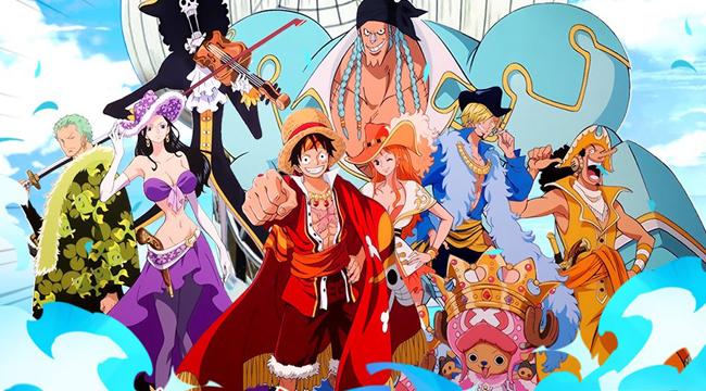 Thời Đại Hải Tặc: Công bố lộ trình ra mắt game, mở lễ hội hoành tráng đón fan
