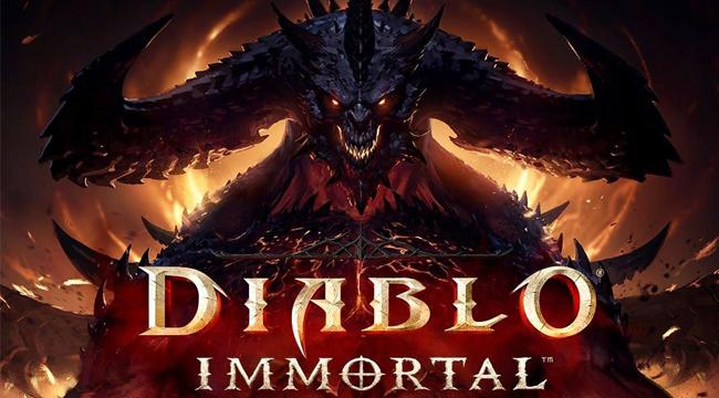Bom tấn Diablo Immortal chính thức ra mắt thử nghiệm ở Australia