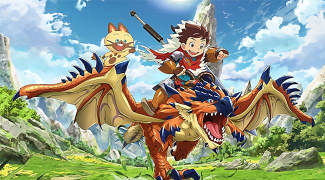 Monster Hunter Stories bom tấn Mobile của Capcom giảm giá sốc