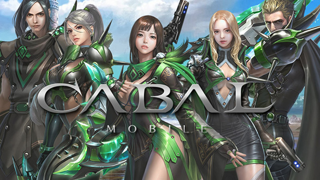 Bom tấn Cabal Mobile chuẩn bị được phát hành tại Việt Nam trong mùa hè này