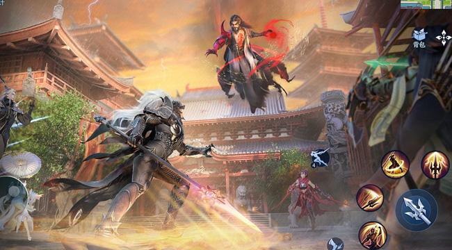 Ngỡ ngàng với gameplay Kiếm Thế 3 Mobile – Bom tấn võ hiệp của Kingsoft chuẩn bị thử nghiệm