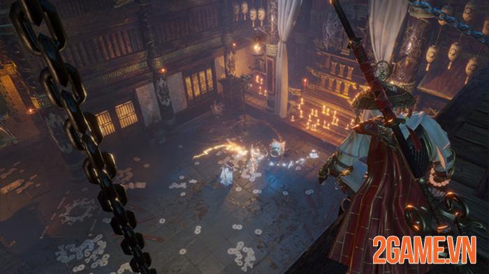 Naraka: Bladepoint - Đổi gió cực mạnh với game kiếm hiệp sinh tồn 0