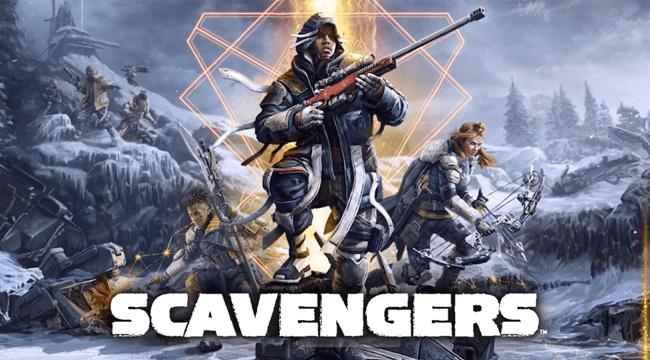 Scavengers – Game sinh tồn PvE ra mắt dưới hình thức Early Access