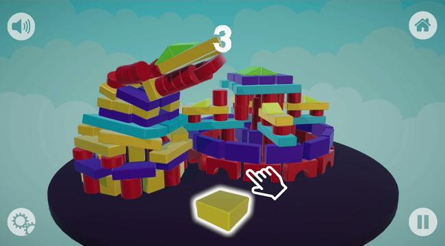 Unbuild – Đơn giản nhưng lại vô cùng hấp dẫn đối với game thủ nhí