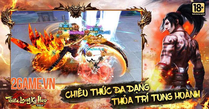 Thiên Long Kỳ Hiệp tung ảnh ingame phác họa thế giới kiếm hiệp chân thực ThienLongKyHiepVGP-ingame-1
