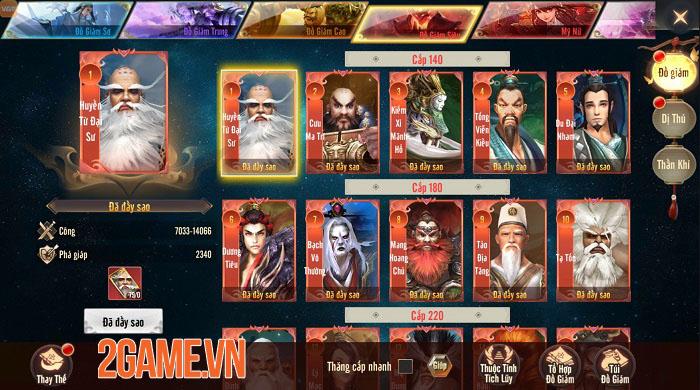 Thiên Long Kỳ Hiệp tung ảnh ingame phác họa thế giới kiếm hiệp chân thực ThienLongKyHiepVGP-ingame-4