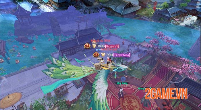 Thiên Long Kỳ Hiệp tung ảnh ingame phác họa thế giới kiếm hiệp chân thực ThienLongKyHiepVGP-ingame-7