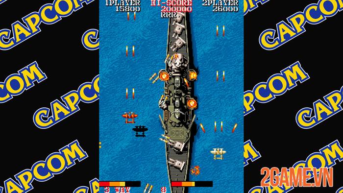 Capcom Arcade Stadium – Bộ sưu tập đầy hoài niệm với giá hạt dẻ Capcom-arcade-stadium-bo-suu-tap-day-hoai-niem-voi-gia-hat-de-3