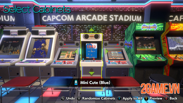 Capcom Arcade Stadium – Bộ sưu tập đầy hoài niệm với giá hạt dẻ Capcom-arcade-stadium-bo-suu-tap-day-hoai-niem-voi-gia-hat-de-5