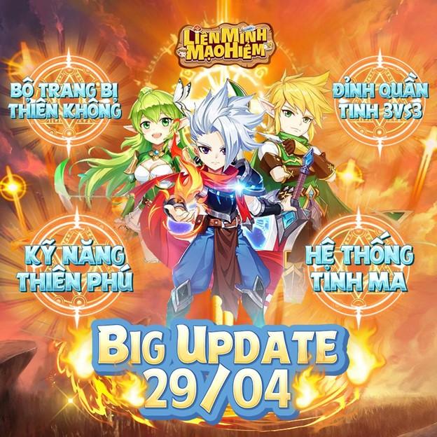 Liên Minh Mạo Hiểm chính thức ra mắt phiên bản Big Update ngay hôm nay LienMinhMaoHiem-BigUpdate-1