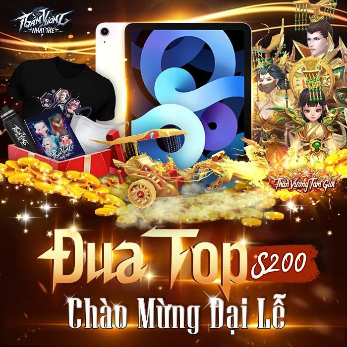 """""""Hot summer"""" đổ bộ Thần Vương Nhất Thế với siêu sự kiện mừng đại lễ ThanVuongnhatThe-duatop-1"""