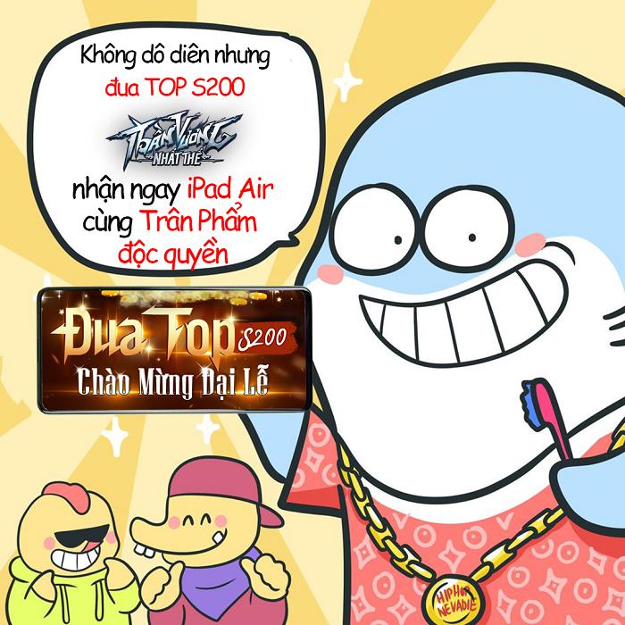 """""""Hot summer"""" đổ bộ Thần Vương Nhất Thế với siêu sự kiện mừng đại lễ ThanVuongnhatThe-duatop-2"""
