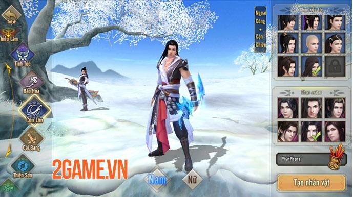 Cộng đồng Tân Thiên Long Mobile VNG quá ấn tượng với Côn Lôn 0
