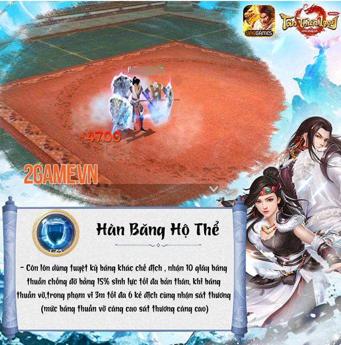 Cộng đồng Tân Thiên Long Mobile VNG quá ấn tượng với Côn Lôn 4