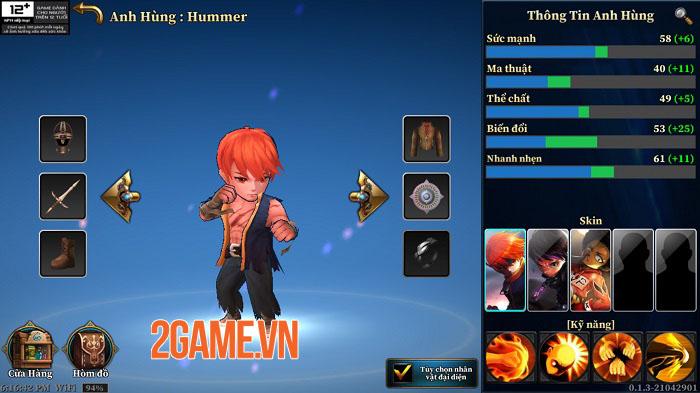 Hyper Rank - Siêu Cấp Ngân Hà: Game MOBA chibi 5v5 ấn định ra mắt Open Beta 1