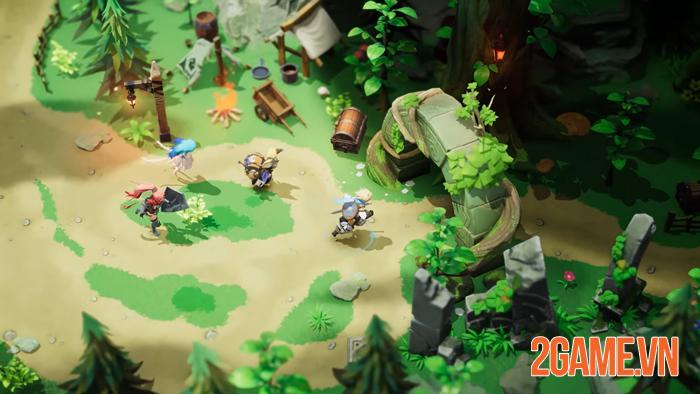 Crystal Hearts 2 - Game mobile hấp dẫn của Netmarble và LINE Games 0