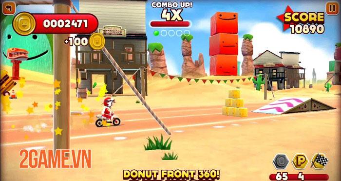 Top 5 tựa game đua xe đồ họa 2D hay nhất cho Android và iOS 0