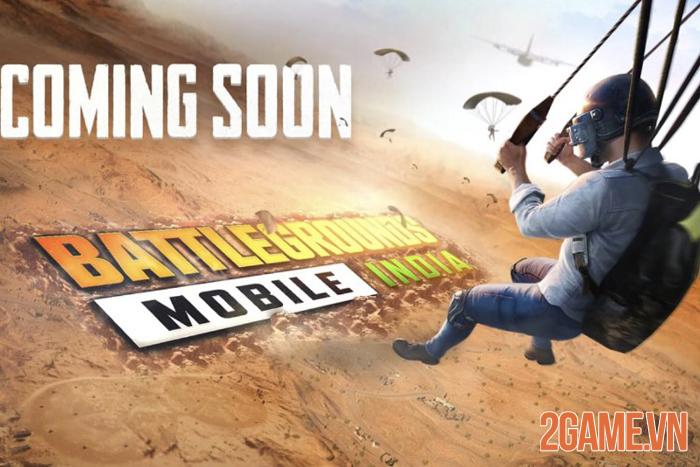 PUBG Mobile sẽ quay lại Ấn Độ với tên mới là PUBG Mobile India 2