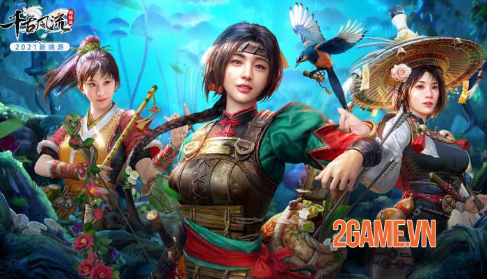 Thiên Cổ Phong Lưu Mobile - Game MMORPG 2,5D chất lượng hình ảnh cực nét 0