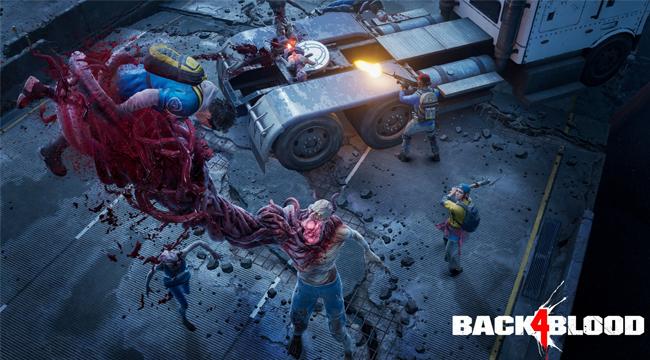 Back 4 Blood – Huyền thoại trở lại cùng hệ thống thẻ bài độc đáo