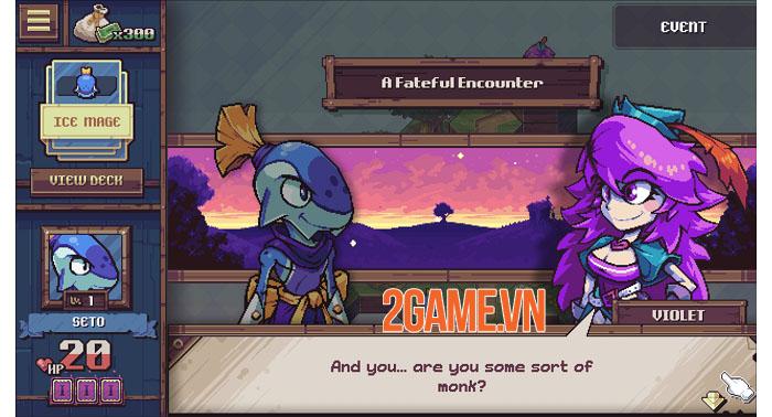 Cross Blitz - Game nhập vai thẻ bài giả tưởng đồ họa pixel đáng yêu 2